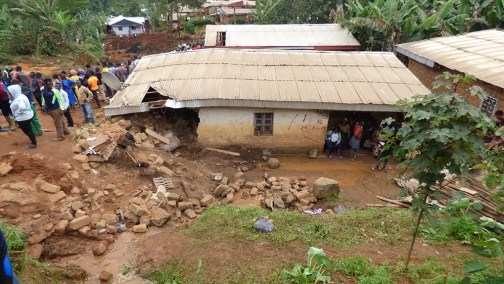 Dozens died in Cameroon landslide caused by torrential rain