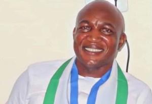 Bayelsa guber: I'll correct PDP's mistakes, if elected – Lyon