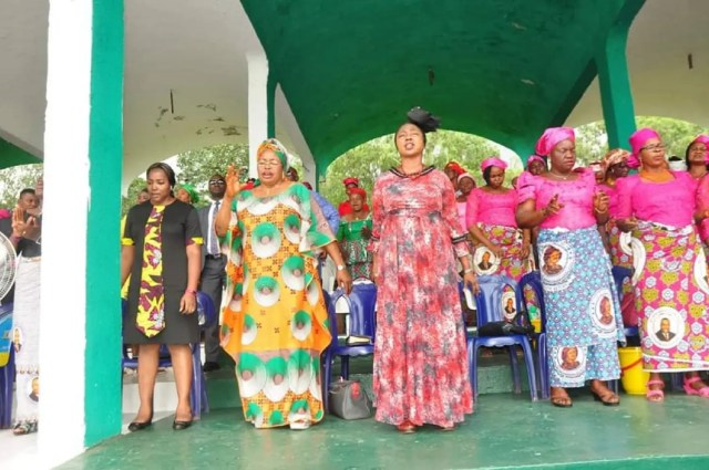 Enugu Governor's wife advises women on cancer prevention