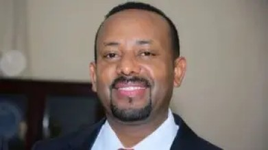 Ethiopian Prime Buhari congratulates Ethiopian PM for winning 2019 Peace PrizeAbiy Ahmed