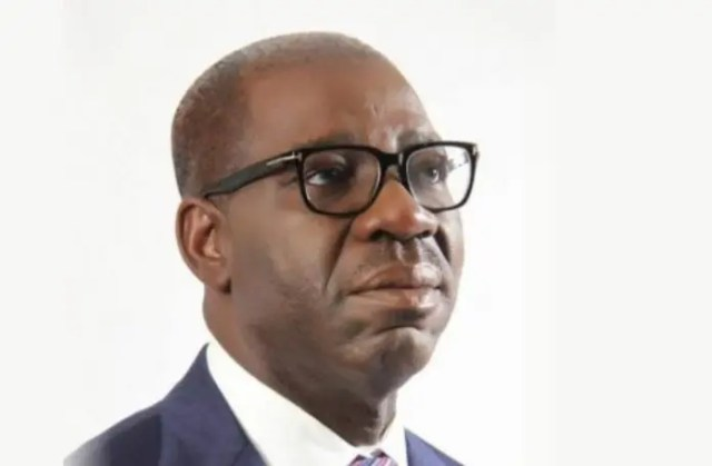 Obaseki suspends council chairman over corruption allegation
