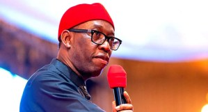 Okowa canvasses special attention to education, health sectors