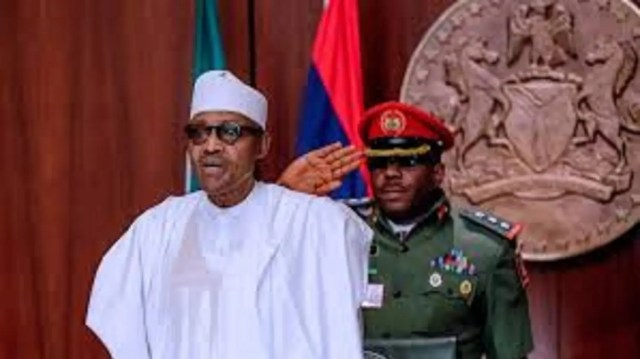 Buhari extends nephew's tenure in Police service despite constraint