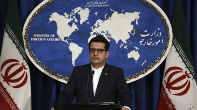 Iran forwards list to U.S. ahead of prisoner swap