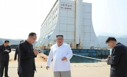 North Korean leader orders South Korea's hotels destroyed