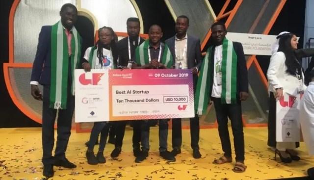 Nigeria grabs $10,000 innovation prize at GITEX