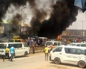 Onitsha fire: N20m needed to procure fire fighting equipment in Ochanja Central Market