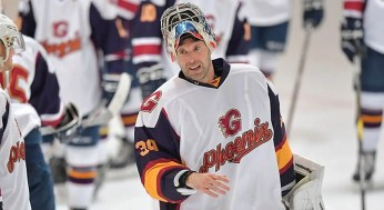 Petr Cech named 'man of the match' after saving penalty in ice hockey debut