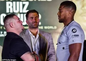 I will prove everybody wrong again, Ruiz vows ahead of match against Joshua