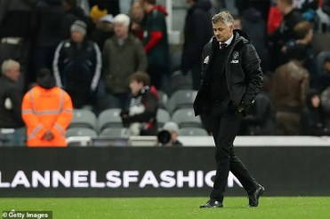 You're going to get me sacked, Solksjaer tells Manchester United team  You're going to get me sacked, Solksjaer tells Manchester United team #Nigeria Solksjaer