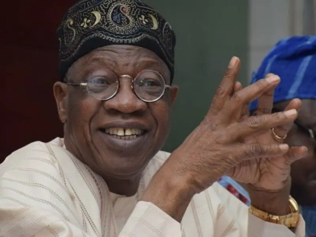 Lai Mohammed reveals FG plan to regulate the social media