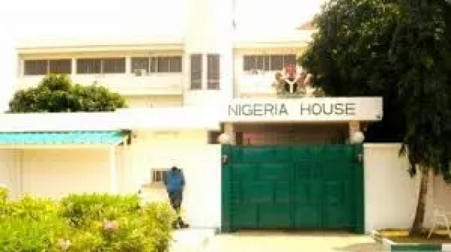Nigerian Embassy in Benin Republic