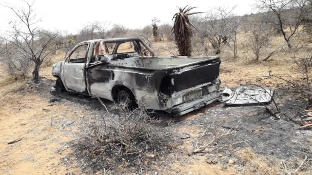 South Africa: Two men kidnapped and set on fire