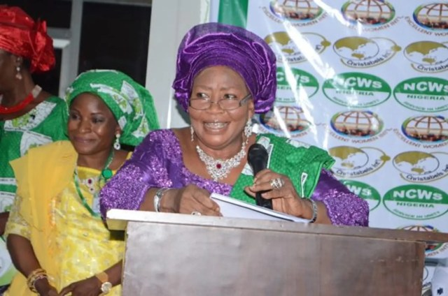 NCWS to honour female ministers, NASS members