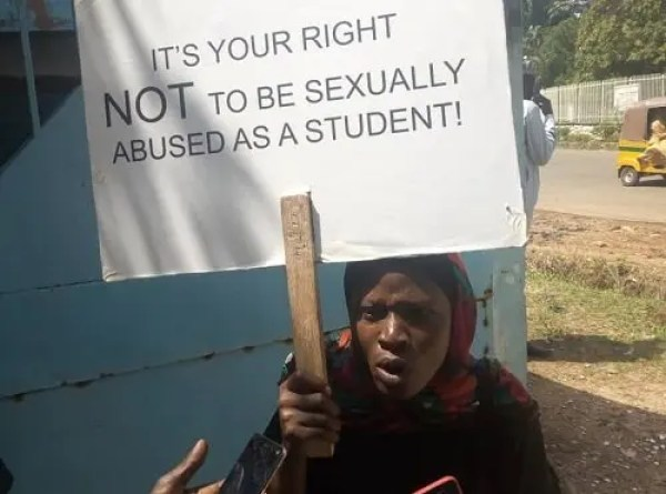 Alleged KASU sexual harassment: victim vows to make sure offender is prosecuted