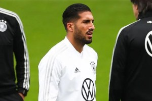 Former Liverpool ace, Emre Can unhappy at Juve
