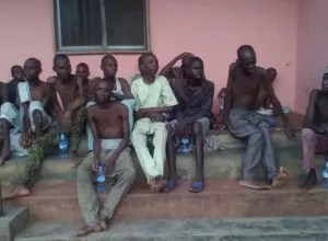 Police, Ibadan, illegal detention