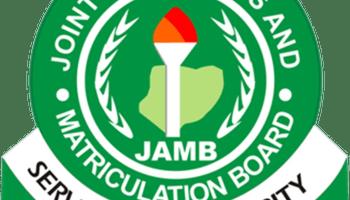 2021 UTME. JAMB