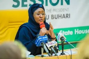 COVID-19: Aisha Buhari urges stakeholders to tackle malnutrition in Nigeria