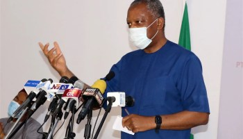 Nigerian foreign minister tests positive for COVID-19