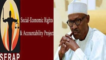 SERAP sues Buhari, others over $25bn overdrafts