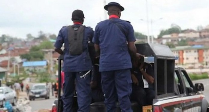 NSCDC arrests man, 48, for allegedly defiling wife's niece