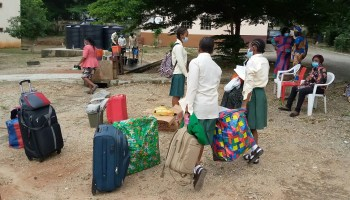 Teachers, students express mixed feelings as schools resume in FCT
