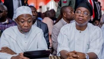 Osun: Leave Oyetola alone, group warns Aregbesola