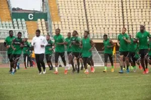SUPER EAGLES: Musa, Ekong, 29 others for Cameroon friendly