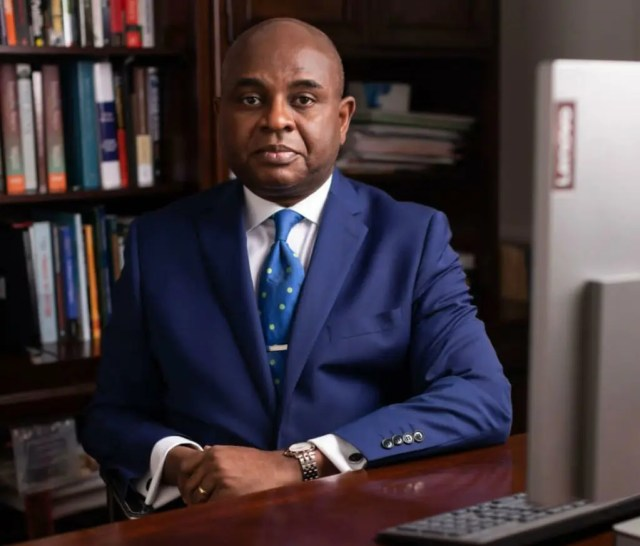 Our constitution is disincentive to economic diversification, says Moghalu