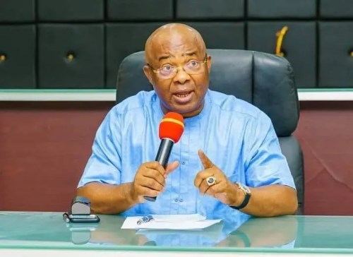 Insecurity: Uzodimma tackles Imo former political office holders