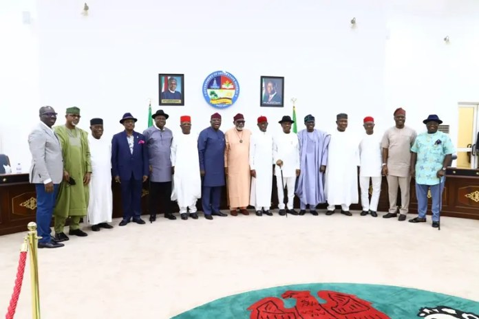 Powershift: Northern governors only exercised their right under freedom of expression ― Southern governors