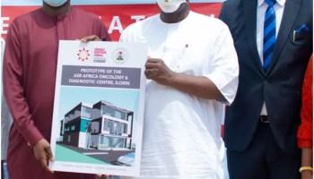 Abdul Samad Rabiu Africa Initiative builds N2.5bn oncology centre for Kwara