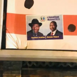 2023: Jonathan-Malami poster raises controversy
