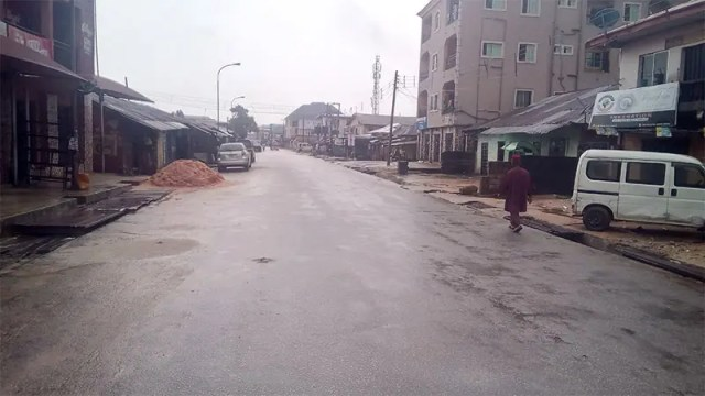 IPOB sit-at-home, South-East