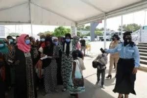 Nigerian missionLibya