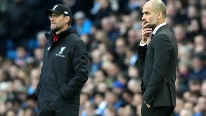 SUPER SUNDAY: Top of table up for grabs, as Liverpool host Man City