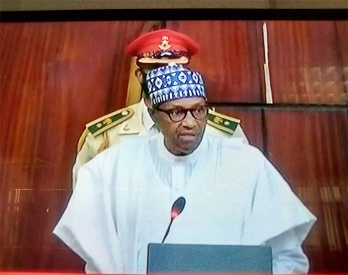 Our debt level still within sustainable limits ― Buhari