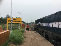 Madgaon station
