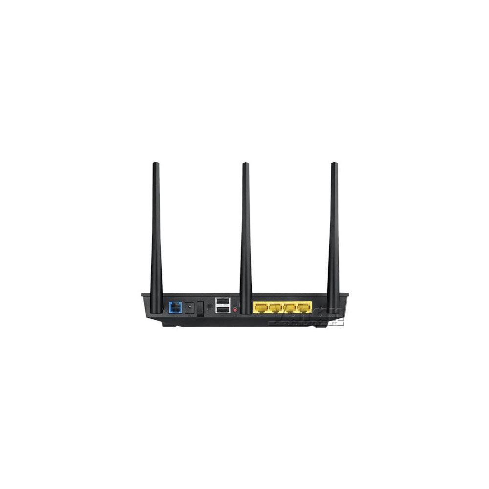 Asus Dsl-N55U 300Mbps Dual-Bant 3G Destekli Kablosuz-N 4