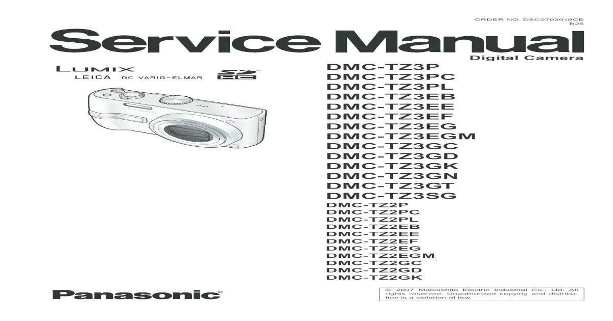 Stories: Panasonic Dmc Fz18 Notice