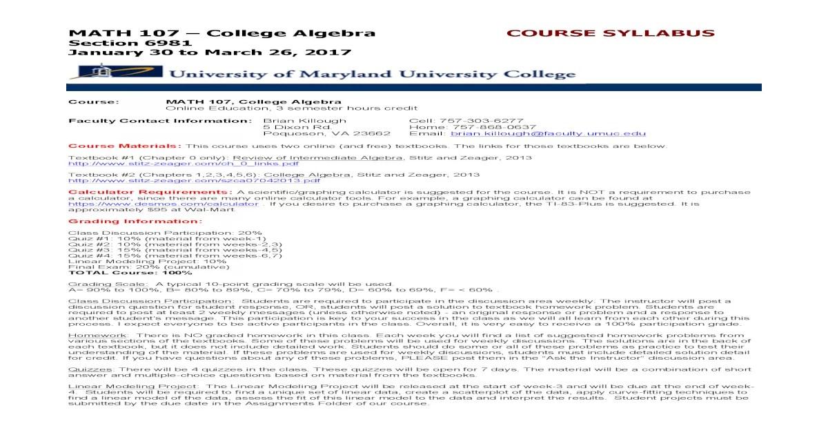 3 Week Online College Courses