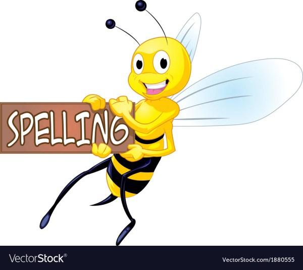 Spelling Bee Vector