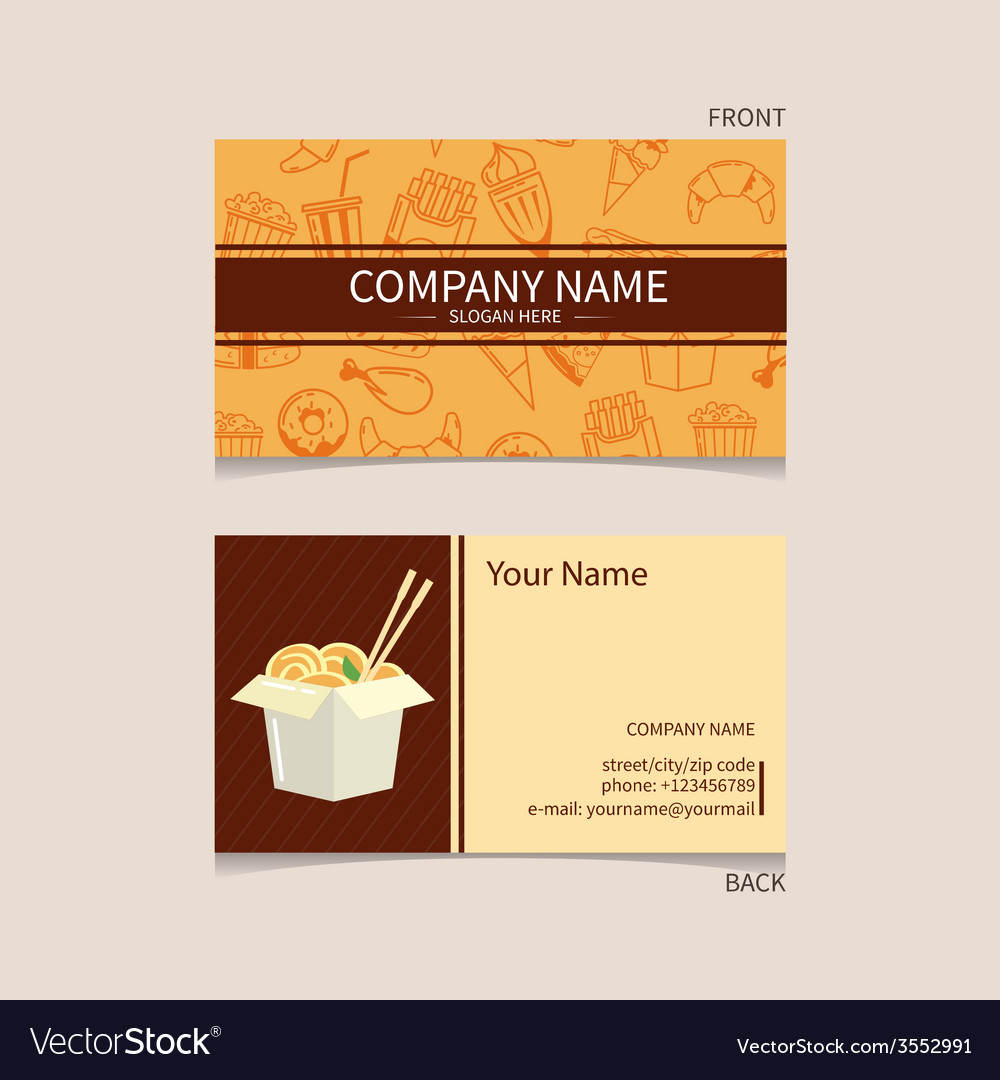 Business Card Metal File Organizer
