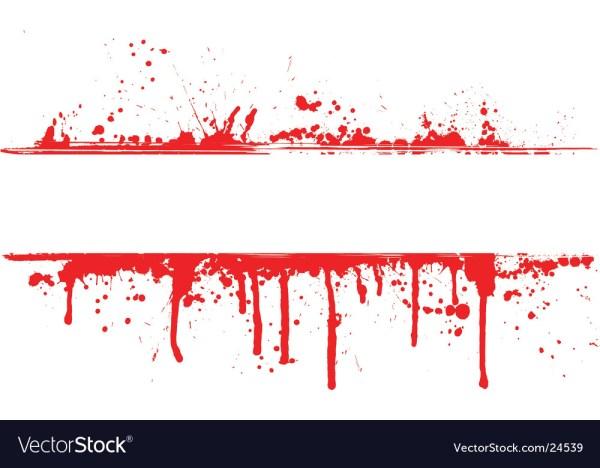 Blood Border Splatter Stock Images Royaltyfree Images - MVlC