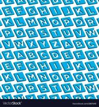 Alphabet Tiles | Tile Design Ideas