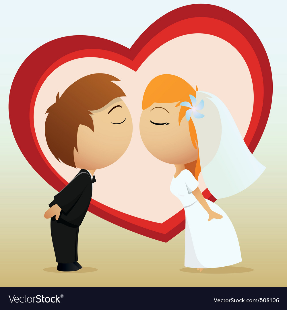 hight resolution of bride and groom clipart image