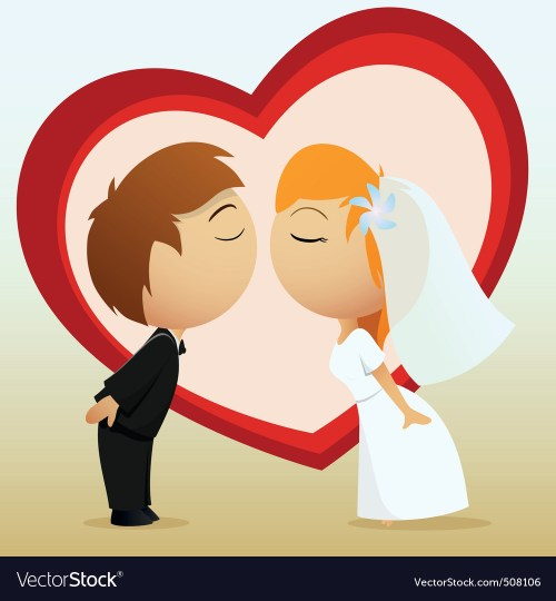 small resolution of bride and groom clipart image