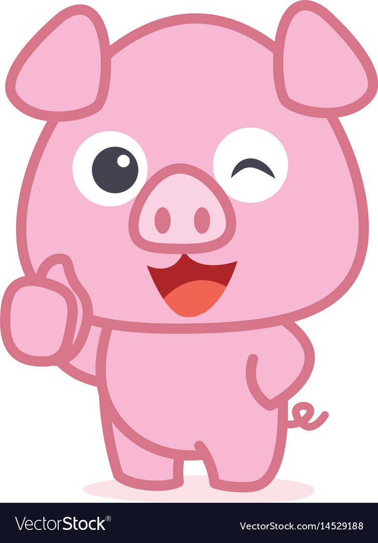 hight resolution of cute piggy clipart download
