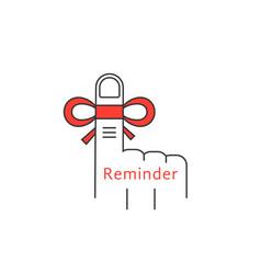 Reminder & Finger Vector Images (over 150)